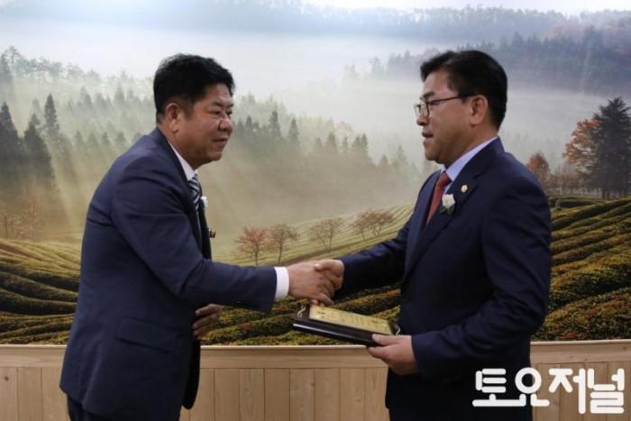 0501_제갑섭 강동구의회 부의장, 전남 보성군 홍보대사로 위촉.jpg