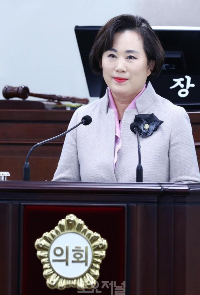 20200514 제276회 임시회 5분자유발언 1-1 정명숙 의원.JPG