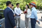 강동구의회 진선미 의원, 고덕동 동남로 명소화 대책 마련 촉구