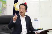 임인택 강동구의회 의장 '의장 취임 1주년 특별 인터뷰'