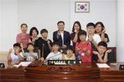 강동구의회 김남현 건설재정위원장과 의미있는 시간 가져