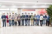 강동구의회 임인택 의장, 강동구청'열린 미술관 개관식'참석