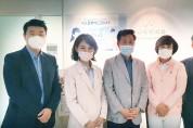 이혜숙 송파구의회 부의장, 무료 치과진료 봉사 현장 찾아 격려