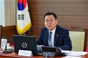 정진철 시의원, 2020년 대한민국 파워리더 대상 수상