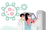증상 없이 다가오는 유방암, 속수무책?