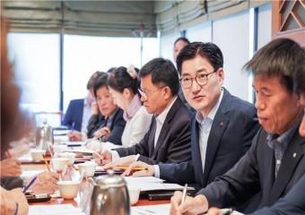 강동구, 더불어민주당 구의원과 당정협의회 개최